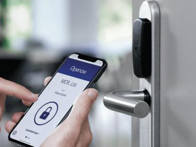 Smart-Air Adgangskontrol på Værftet i Køge